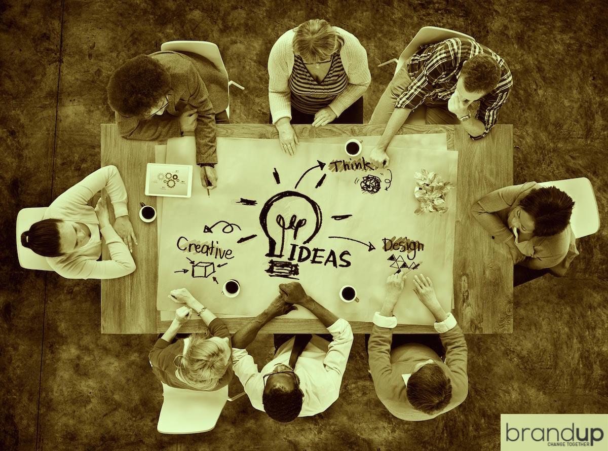 We make better IDEAS. We make ideas better.